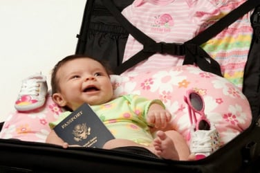 7 Things To Do When Traveling With Baby