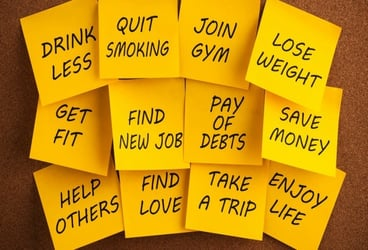 Surefire Ways To Keep Your New Year's Resolutions