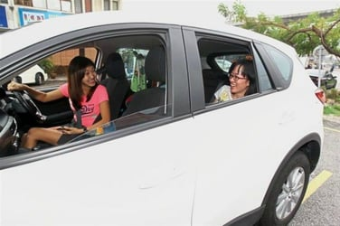 One Mother's Initiative For Safer Taxi Rides