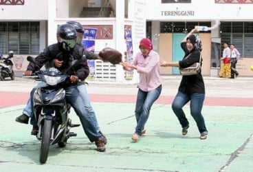 Malaysia #1 In Southeast Asia For Crime