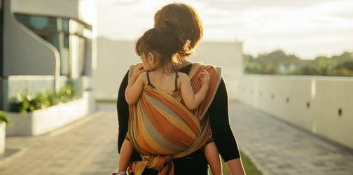 Toddlerwearing: Why I Still Do It