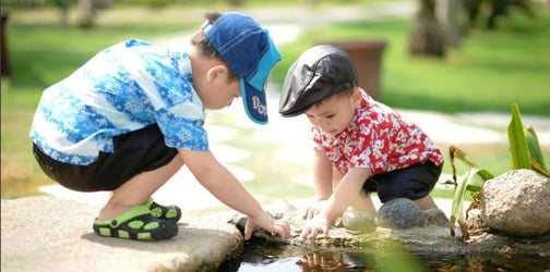 6 ways playtime can shape your child's learning!