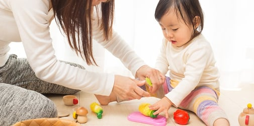 Mums, could you be giving your child too much without knowing it?