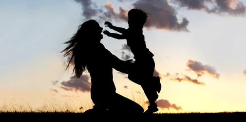 How I encouraged my child to be resilient even though I was a helicopter mum