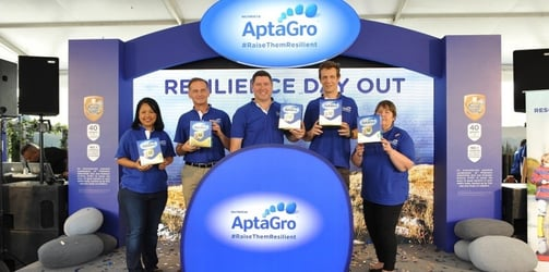 Nutricia AptaGro Is Finally Here In Malaysia! Here What Happened Over The Weekend That You Need To Know