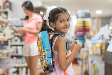 Back-to-school Shopping Season: A Parent's Checklist for Primary & Secondary School Students