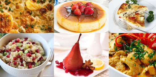 18 fabulous and easy to make rice cooker meals (desserts included)