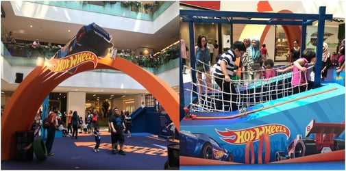 Calling all Hot Wheels fans to Sunway Putra Mall this school holidays