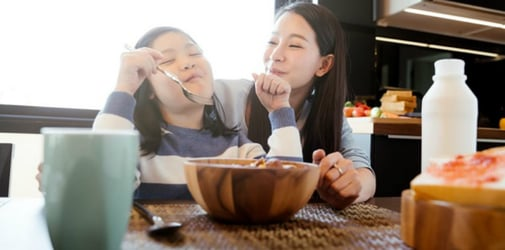 How To Get Your Child To Eat More Wholegrain