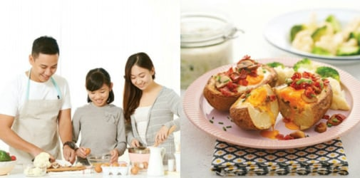 Fuss-Free Cooking: Learn How To Easily Prepare Yummy And Healthy Meals For Your Family