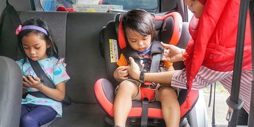Save the children! Donate your preloved car seats & nominate your friend for a FREE seat