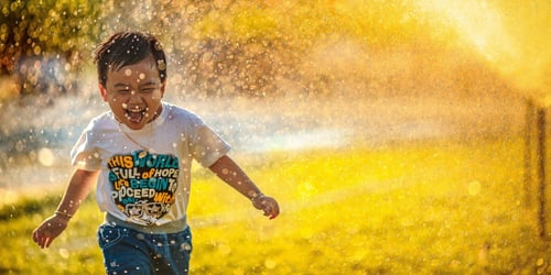 Your Child's Future Hangs On A Resilient Immune System!