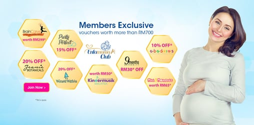 This Exclusive Mum-Club Gives The Best Vouchers, Freebies and Offers. Be A Member Today!