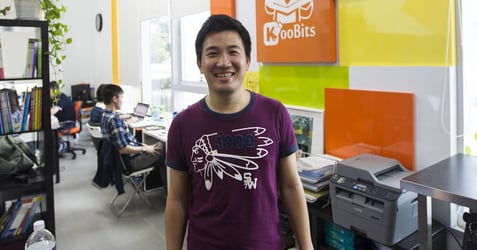 Talking to KooBits Founder, CEO & Father, Stanley Han on Parenthood & Encouraging Kids to Learn