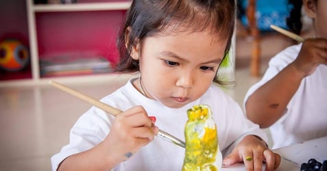 The Therapeutic Side of Art   Helping Kids Cope with Stressful Times