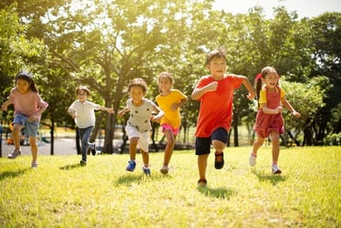 Boosting Their Immune System: 5 Ways To Keep Your Growing Up Child Fit and Strong