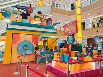 Shop & Win RM1million Worth of Prizes at Sunway Malls