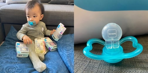 #TAPReviews: MAM Baby Supreme Pacifiers
