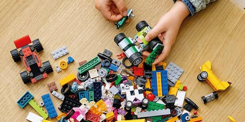 How Building with LEGO® bricks Can Boost Your Child's Creativity & Imagination