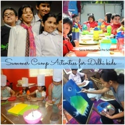 Awesome summer camp activities for Delhi kids