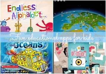 7 must-have educational apps for kids