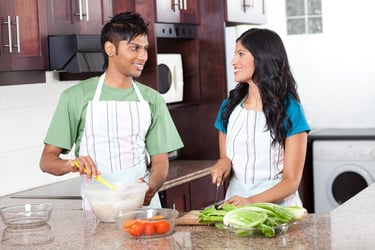 6 tips on getting your husband to do housework