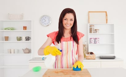 Kitchen tips for a super mom