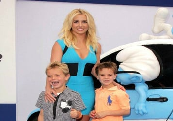 Math learning for pop star Britney Spears?