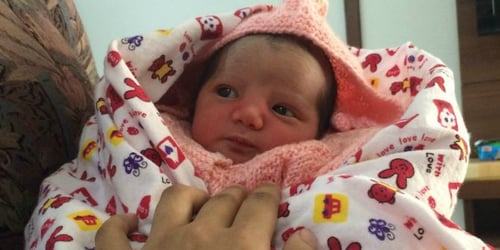 'I opted for caesarean when my baby's heartbeat got erratic'