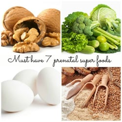 7 essential superfoods for pregnant you