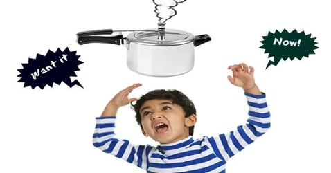 Can neglect at home cause aggression in your little one?