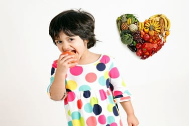 Yummy food chart for your toddler