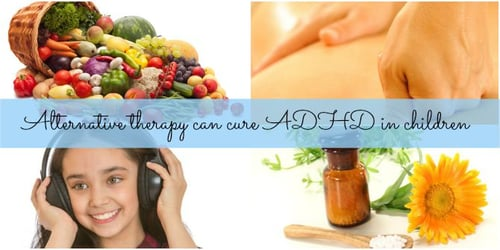 10 alternative therapies for children with behavioural problems