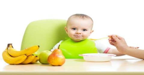 Starting the right weaning foods for your baby