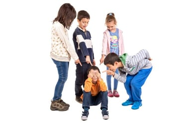 4 sure-shot ways to ensure your child is not a victim of bullying in school