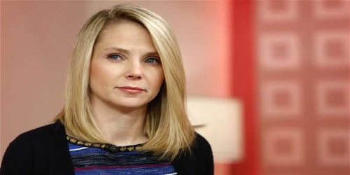 Marissa Mayer's maternity leave is her problem. Choosing her as a role model is yours