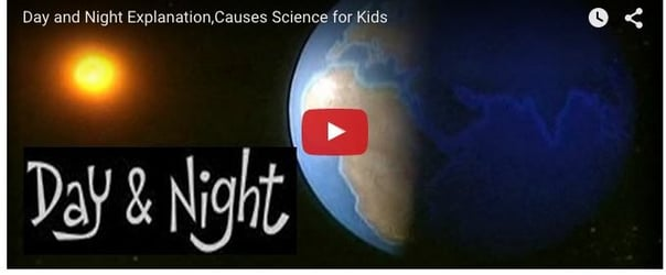 Teach your child difference between day & night with this amazing video