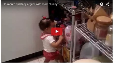 Mum wants her out of the kitchen, what she does is amazing!