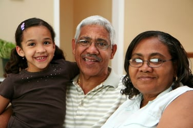 Importance of grandparents in a child's life