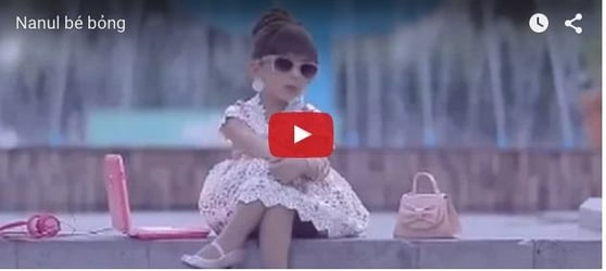 The little girl with her moves can give Bollywood stars a run for their money