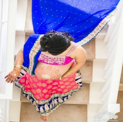 36-weeks-old pregnant woman becomes a bride again! Beautiful