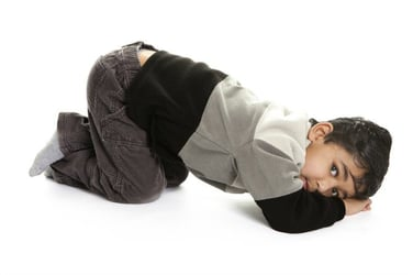 5 common MISTAKES that aggravate your toddler's tantrums