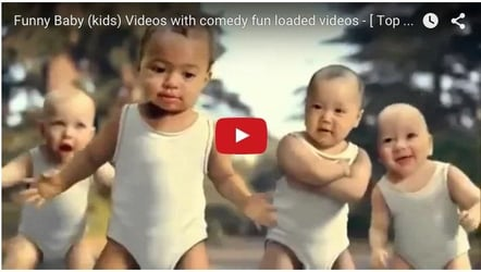 Babies dancing with skates will blow your mind off