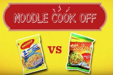 Maggi Vs. Patanjali : which one is better