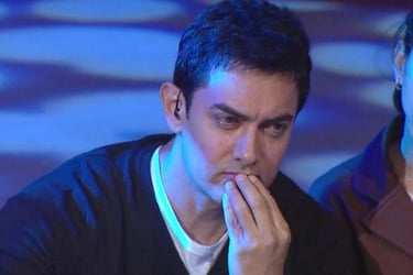 We dont have any intentions to leave the country: Aamir Khan.