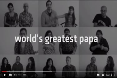This beautiful video will make you want to call your dad right now