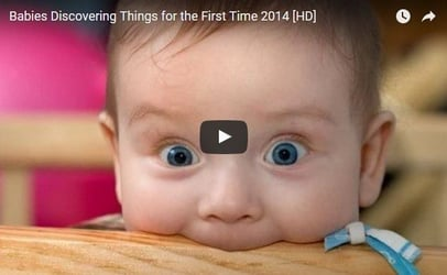 Babies Discovering Things for the First Time