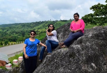 These 3 spirited moms drove from Delhi to London in less than 100 days