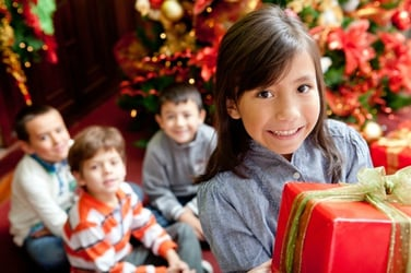 Christmas stories and myths your child will love
