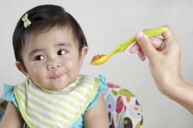 Why you should let your toddler snack?